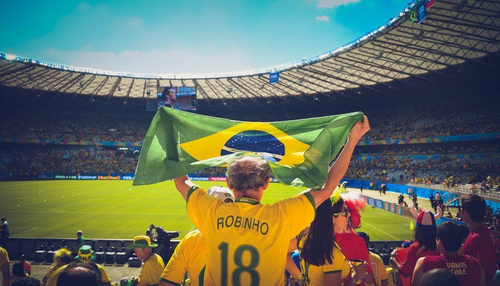 Länderspiel Brasilien bei der WM: Mit 32 gezogenen Zähnen zum Titel